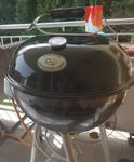 Weber Grill mit 3 extra Teile