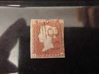 1841 GB Penny Red IG YT 3a