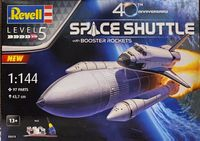 """Revell 05674 """"40 Jahre Space Shuttle"""""""