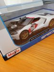 Ford GT Heritage Edition 2021 1:18