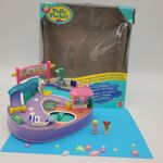 Polly Pocket Pool Party Complet + Box