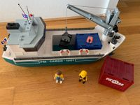 *** Playmobil - Grosses Containerschiff
