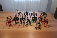 LEGO Bionicles (13 plus weitere Teile)