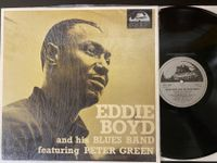 Eddie Boyd And His Blues Band Feat P Gre