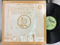 Johnny Dodds On Paramount LP