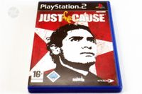 JUST CAUSE Playstation 2 PS2