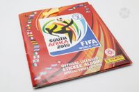 PANINI 2010 South Africa World Cup Album