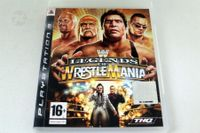 LEGENDS OF WRESTLE MANIA PS3