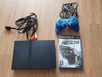 Playstation 2 slim + controller + NFS PS