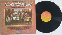 WE ARE THE WORLD + 9 songs  Vinyl LP 33
