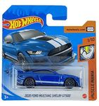 2020 Ford Mustang Shelby GT500 1/64
