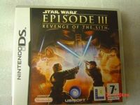 Star Wars 3  Revenge of the Sith - DS