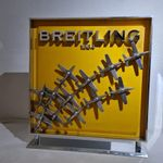 Rare Breitling Large Display Stand