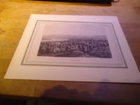 Litho Thalweil Thalwil vers1865 Ringger