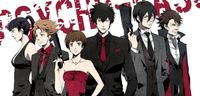 Psycho-Pass, Limited Edition Vol. 1& 2
