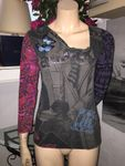 Pull DESIGUAL    Taille S ( M EUR )