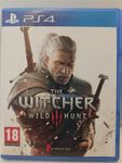 The Witcher - Wild Hunt  (PS4)