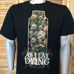 Band T-Shirt Gr. L  As I Lay Dying AILD
