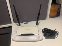 Router/Repeater Wi-fi TP-LINK TL-WR841ND
