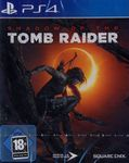 Shadow of the Tomb Raider (Game - PS4)