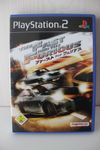 Fast and the Furious PS2 PlayStation 2