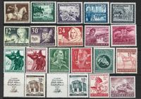 20 Timbres d'Allemagne ( Neufs**)