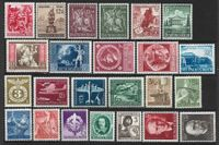 24 Timbres d'Allemagne ( Neufs**)