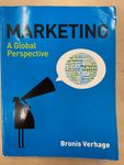 Marketing - a global perspective