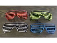 LED Disco Party Brille