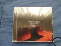 Juliette Greco : Olympia 2004 (double cd