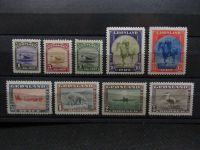 LUXE Greenland 1945 Complet Serie Neuf