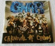 GWAR - Carnival Of Chaos - CD - 1997