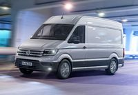 VW Crafter 35 2.0 TDI Entry L3 A