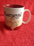 Starbucks Coffee Mug Karneval