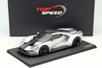 FORD GT CHICAGO SILBE 2015 1:18 TOPSPEED
