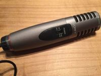 Electred Condenser Microphone Sony