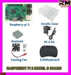 Raspberry Pi 3 1GB Ram  Kit