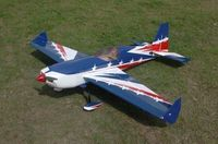 Extra 330SC, 120E, Spw 1860mm, Goldwing