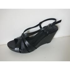 Chaussures ivoires satin CARLA