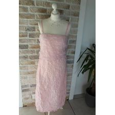 Robe bustier ORIGINALE Froufrou rose