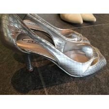 Tolle Pumps in silber