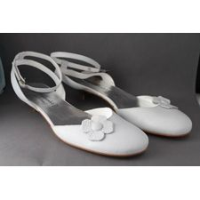 Chaussures/Sandales blanches NEUVES