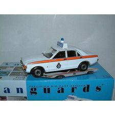 WEST YORKSHIRE POLICE FORD CONSUL 1:43