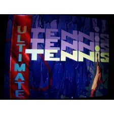 "Arcadeplatine ""Ultimate Tennis"""
