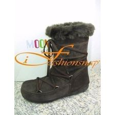 MOONBOOT BUTTER MID 36 NEU LP:219.-Fr.