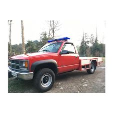Chevrolet HD Flettside 4x4