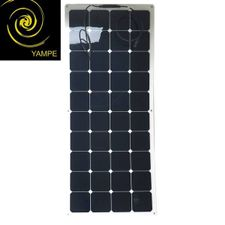 Semi flexibles Solarpanel 120W