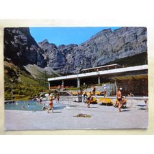 Thermalschwimmbad Leukerbad, 1974
