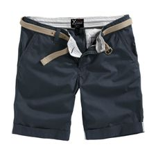 Surplus Shorts Chino schwarz XL