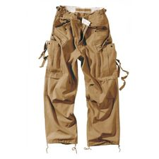 Surplus Hose Vintage Fatigue L beige